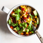 Kim-Julie Hansen's Corn & Tomato Soup
