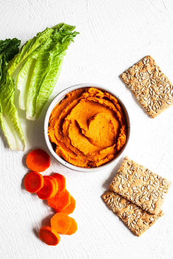 Brandi Doming's Thai Red Curry Sweet Potato Dip