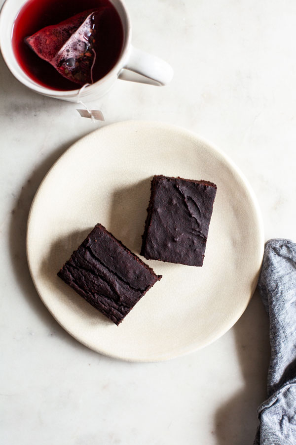 Vegan Chocolate Beet Cake