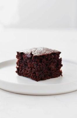 Vegan Chocolate Beet Cake