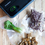 Longer Lasting Meal Prep with Foodsaver