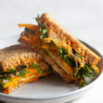 Creamy Sweet Potato & Roasted Red Pepper Spread