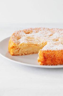 Vegan Apple Cake (Torta di Mele)