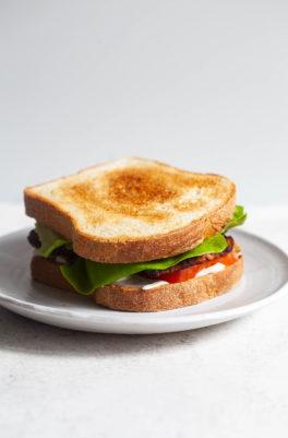 Classic Vegan White Sandwich Bread