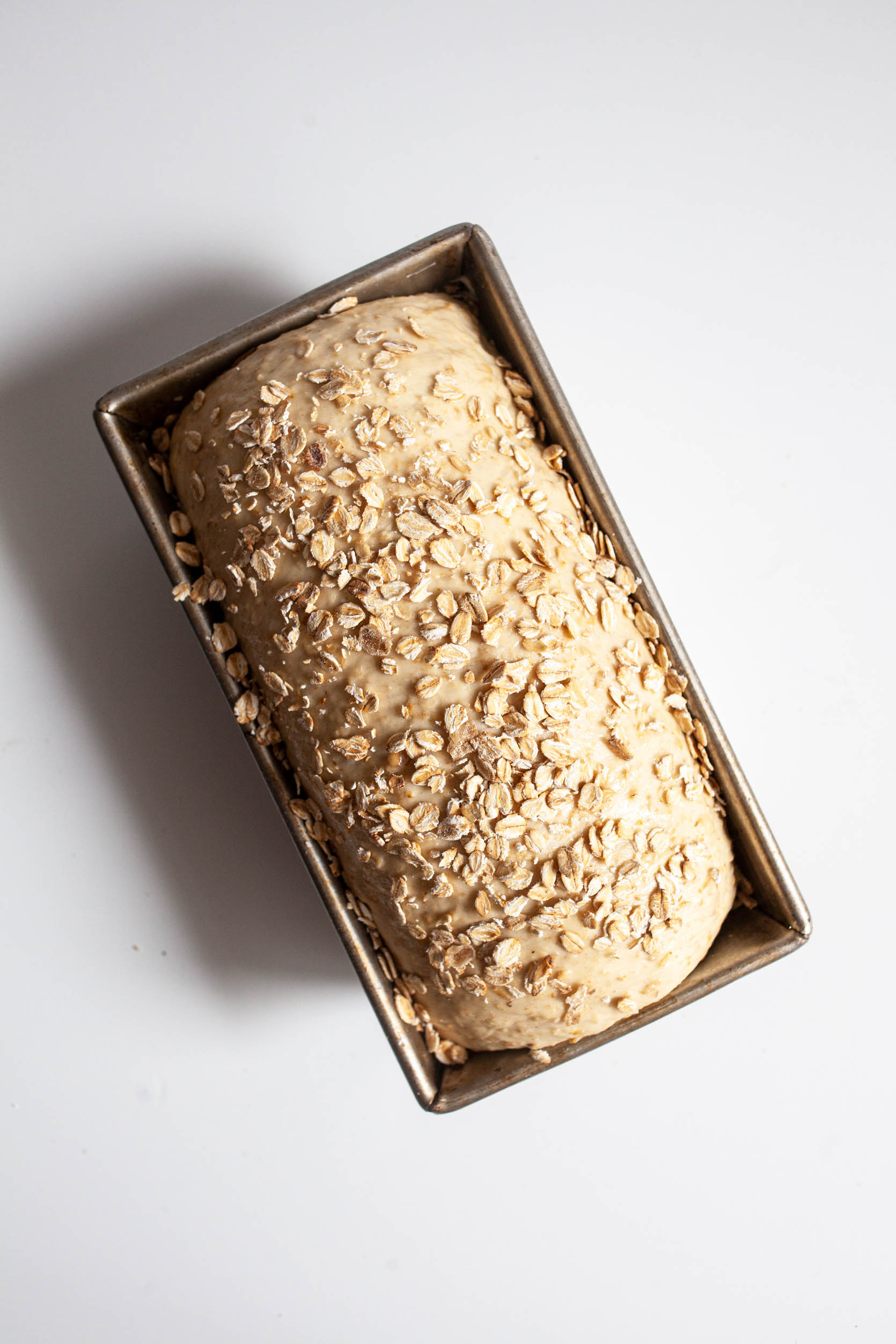Maple Oatmeal Bread | The Full Helping