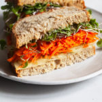 Miso Tahini Vegetable Sandwich | The Full Helping