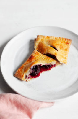 Vegan Cherry Hand Pies