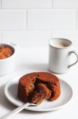 Magical Vegan Sticky Toffee Pudding