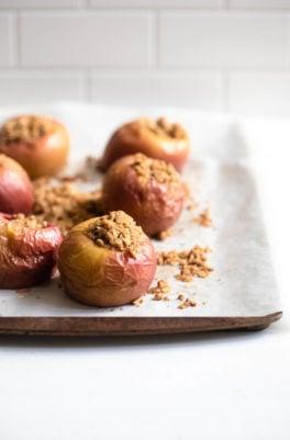 Baked Stuffed Apples